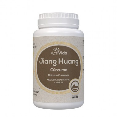 Açafrão (Jiang Huang)