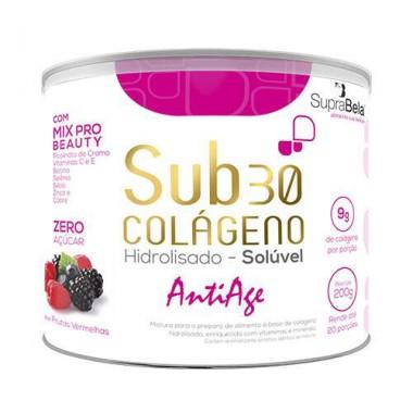 Sub 30 Colágeno AntiAge